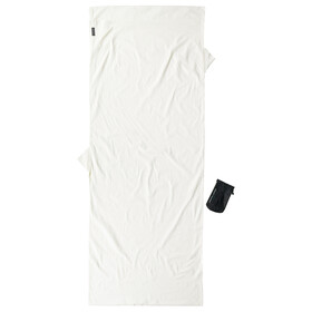 Cocoon TravelSheet Cotton off white